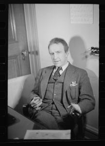Douglas Ellington, one of Greenbelt's architects. Photo Courtesy Library of Congress