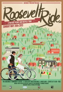 FINAL  Roosevelt Ride poster reduced
