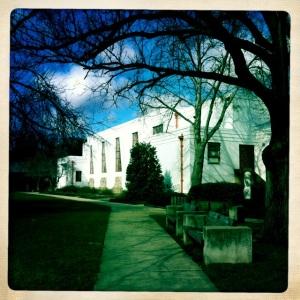 Greenbelt Community Center (formerly Center School)