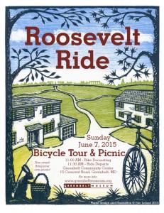 2015 Roosevelt Ride